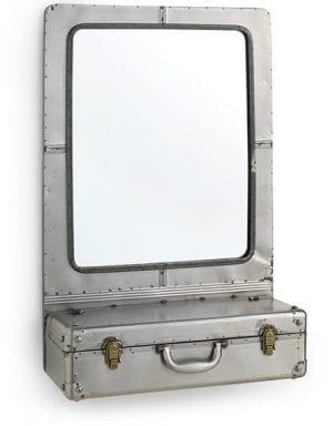 Mirror halspiegel   Halspiegel Mirror 23x55x85(h) Feelings Lowik Meubelen