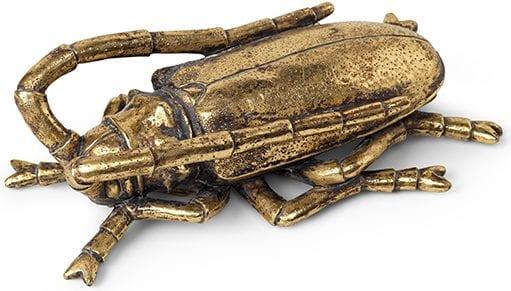 Insecten s/3 goud  set van 3 Feelings Lowik Meubelen