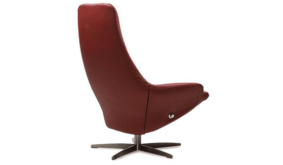 Relaxfauteuil Volo Charlotte, uit de fauteuil collectie van Gealux, oogstrelend modern design met een subliem zitcomfort - Löwik Meubelen
