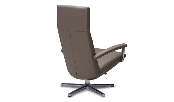 Relaxfauteuil Volo Mia, uit de fauteuil collectie van Gealux, oogstrelend modern design met een subliem zitcomfort - Löwik Meubelen
