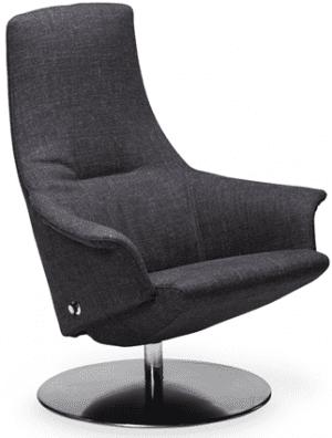 Relaxfauteuil Volo Oscar, uit de fauteuil collectie van Gealux, oogstrelend modern design met een subliem zitcomfort