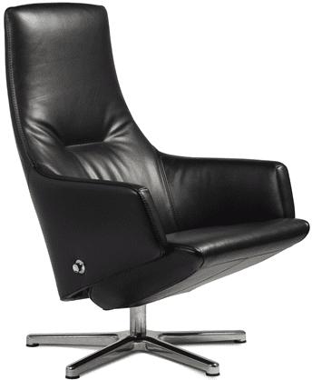 Relaxfauteuil Volo Pearl, uit de fauteuil collectie van Gealux, oogstrelend modern design met een subliem zitcomfort