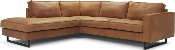 Frankfurt hoekbank, modern design van Haveco - meubels uit Nederland