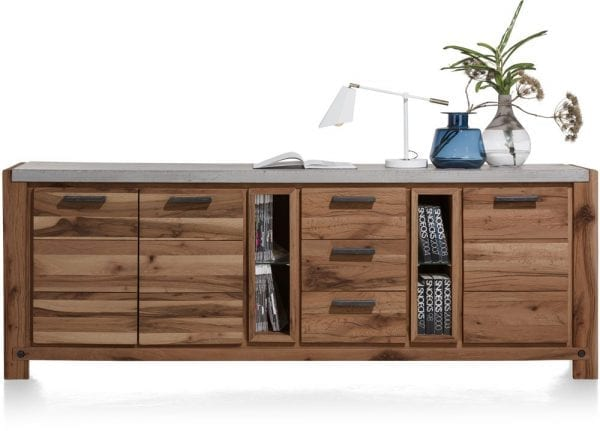 Maitre meubels, schitterende eiken meubelen van Henders & Hazel - woonprogramma