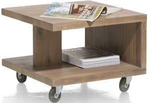 Box meubels uit de Henders & Hazel collectie, fraaie meubelen in vintage grey of walnoot icm gelakt mdf