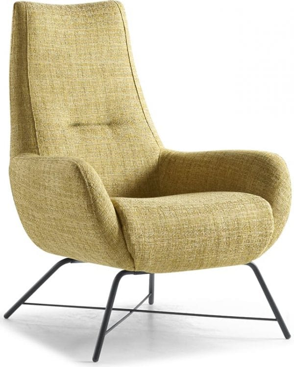 Dutchz202 fauteuil, schitterend design van House of Dutchz - 202