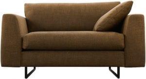 Dutchz 100 loveseat, modern design van House of Dutchz