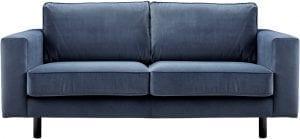 Delphi 2,5-zitsbank stof Seven Denim - INHouse meubels