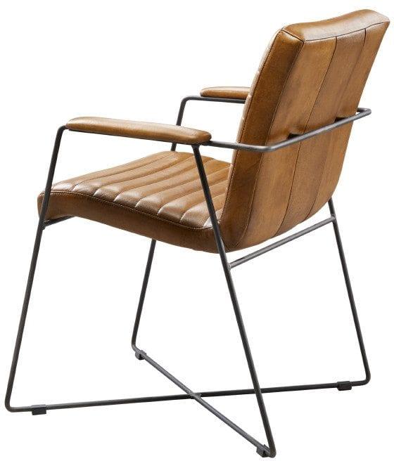 Daan armstoel, vintage en industrieel design uit de INHouse collectie