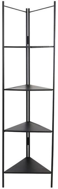 kast open display zwart 200x58,5x41 cm Opbergkast IN.HOUSE Kasten Lowik Meubelen