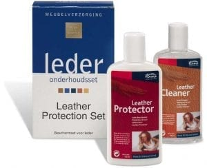 Leather protection set (2x 75 ml.)
