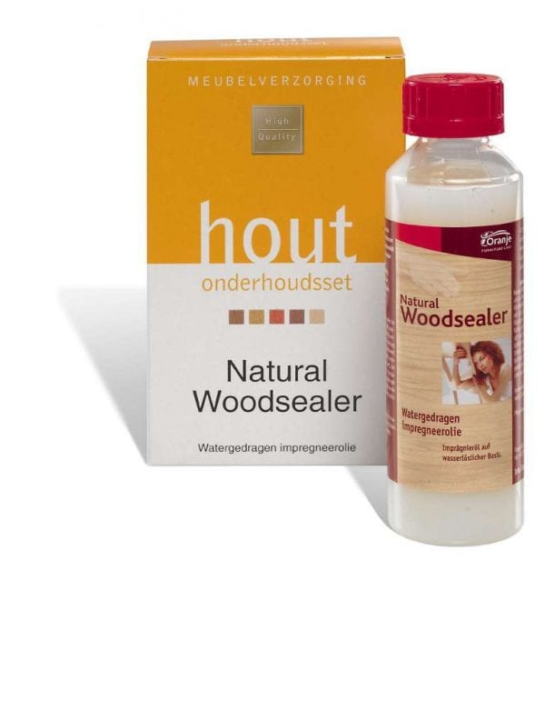 Natural woodsealer 250 ml.