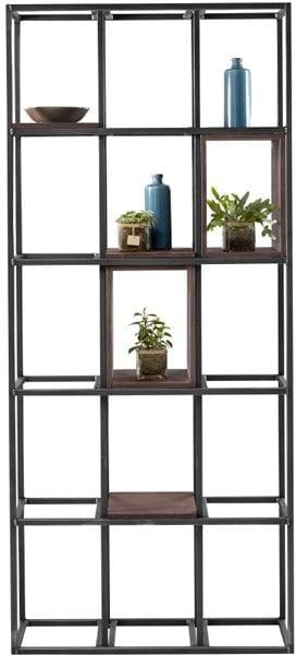 Wandrek Nadine, minimalistisch design uit de INHouse wandmeubel collectie.