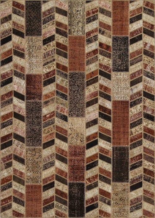 Vloerkleed Patch Collection - 18-006 Rivus -