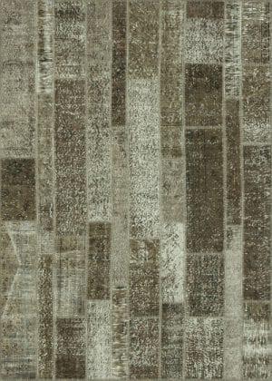 Vloerkleed Patch Collection - 2 - 022 Nieuw - Handgeknoopt Patchwork-tapijt. Samenstelling: 50% wol + 50% katoen. Rug (gelijmd en genaaid): 100% katoen. Indien niet in voorraad is de levertijd circa 5 weken. Maatwerk mogelijk.