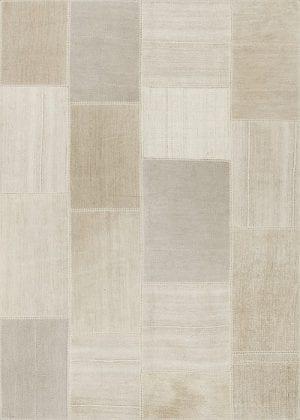 Vloerkleed Patch Collection - 5 - 301 Nieuw - Handgeweven Patchwork-tapijt. Samenstelling: 100% hennep. Rug (gelijmd en genaaid): 100% katoen. Indien niet in voorraad is de levertijd circa 5 weken. Maatwerk mogelijk.