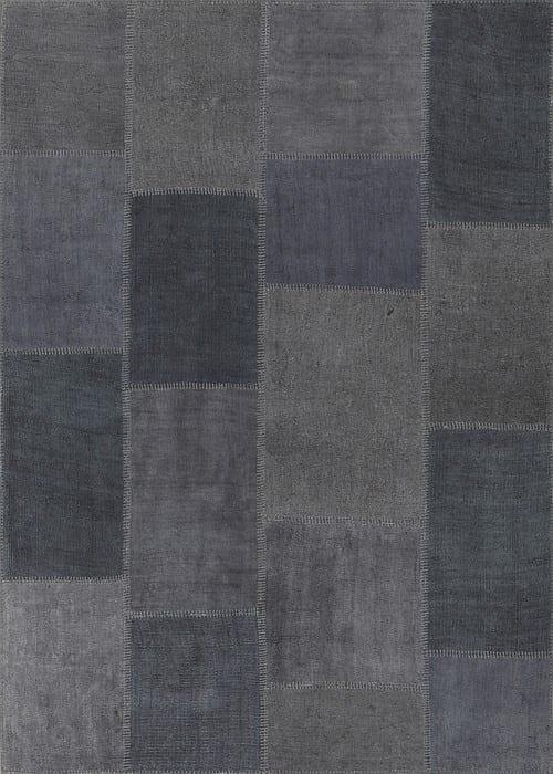 Vloerkleed Patch Collection - 5 - 303 Nieuw - Handgeweven Patchwork-tapijt. Samenstelling: 100% hennep. Rug (gelijmd en genaaid): 100% katoen. Indien niet in voorraad is de levertijd circa 5 weken. Maatwerk mogelijk.