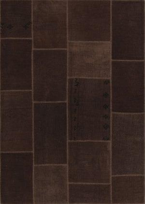 Vloerkleed Patch Collection - 5 - 304 Nieuw - Handgeweven Patchwork-tapijt. Samenstelling: 100% hennep. Rug (gelijmd en genaaid): 100% katoen. Indien niet in voorraad is de levertijd circa 5 weken. Maatwerk mogelijk.