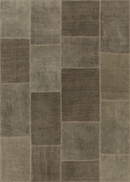 Vloerkleed Patch Collection - 5 - 308 Nieuw - Handgeweven Patchwork-tapijt. Samenstelling: 100% hennep. Rug (gelijmd en genaaid): 100% katoen. Indien niet in voorraad is de levertijd circa 5 weken. Maatwerk mogelijk.