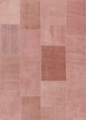 Vloerkleed Patch Collection - 5 - 310 Nieuw - Handgeweven Patchwork-tapijt. Samenstelling: 100% hennep. Rug (gelijmd en genaaid): 100% katoen. Indien niet in voorraad is de levertijd circa 5 weken. Maatwerk mogelijk.