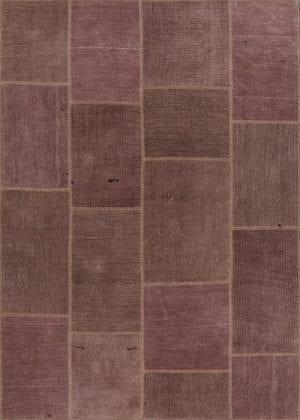Vloerkleed Patch Collection - 5 - 312 Nieuw - Handgeweven Patchwork-tapijt. Samenstelling: 100% hennep. Rug (gelijmd en genaaid): 100% katoen. Indien niet in voorraad is de levertijd circa 5 weken. Maatwerk mogelijk.