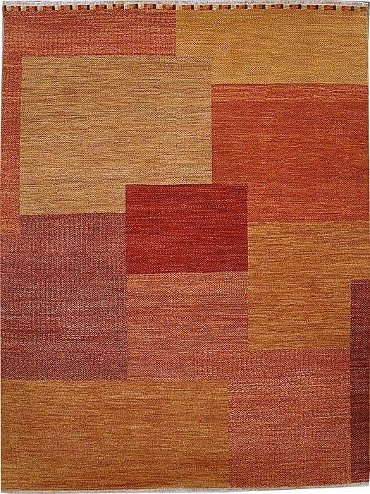 Vloerkleed Shalimar Bretti Red 49462 - Exclusief Janssens Oriënt design. Handgesponnen wol en vaste kwaliteit.