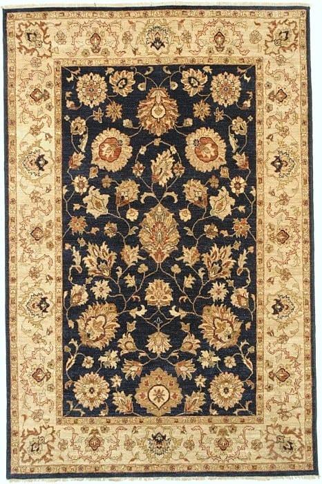 Vloerkleed Ziegler Bahar 49414 - Eigen productie van Janssens Oriënt. Handgesponnen wol, vaste kwaliteit.