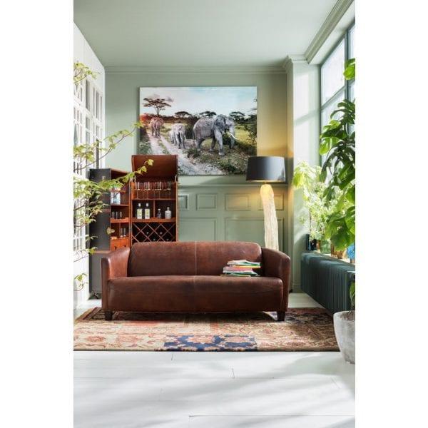 Kare Design Cigar Lounge bank 77063 - Lowik Meubelen