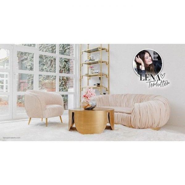 Kare Design Perugia 2-Seater bank 82707 - Lowik Meubelen