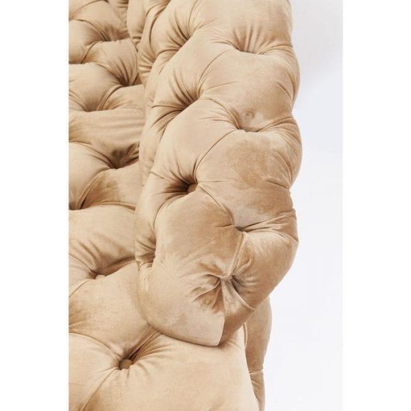 Kare Design Santa Barbara 162cm bank 80940 - Lowik Meubelen
