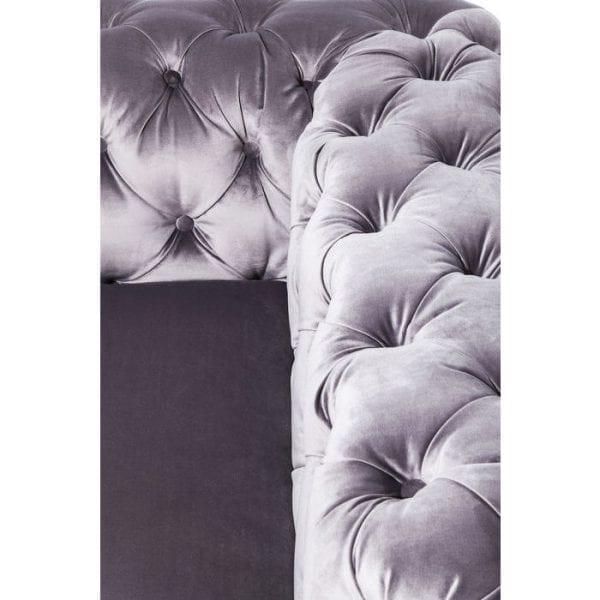 Kare Design Desire Grey 3-Seater bank 79616 - Lowik Meubelen