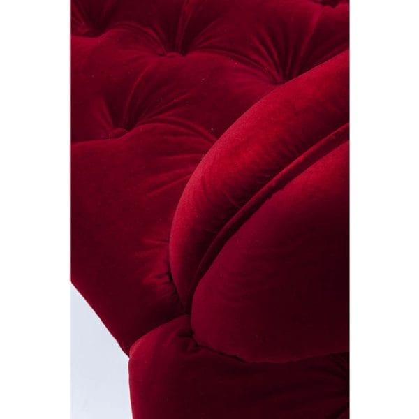 Kare Design Rond Boudoir 4-Seater Small bank 79869 - Lowik Meubelen