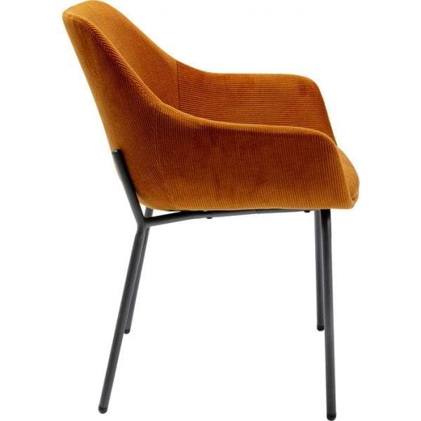 Kare Design Avignon Orange armstoel 80020 - Lowik Meubelen