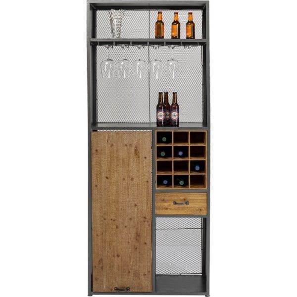 Kare Design Shelf Vinoteca bar 85096 - Lowik Meubelen
