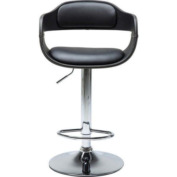 Kare Design Costa Black barstoel 79698 - Lowik Meubelen