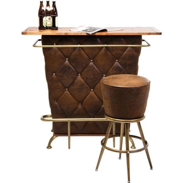 Kare Design Lady Rock Vintage barstoel 77572 - Lowik Meubelen