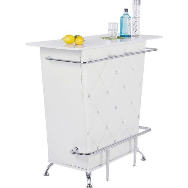 Kare Design Lady Rock White bar 75204 - Lowik Meubelen
