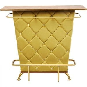 Kare Design Lady Rock Yellow bar 84407 - Lowik Meubelen