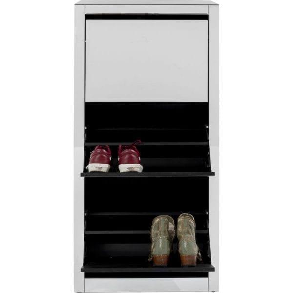 Kare Design Luxury Tre 124cm schoenenkast 84993 - Lowik Meubelen