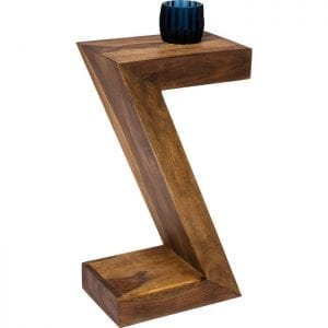 tafel Authentico Bijzettafel Z 30x20cm Kare Design tafels - 75982 - Lowik Meubelen