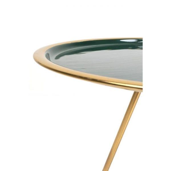 Kare Design Miami Green bijzettafel 84715 - Lowik Meubelen