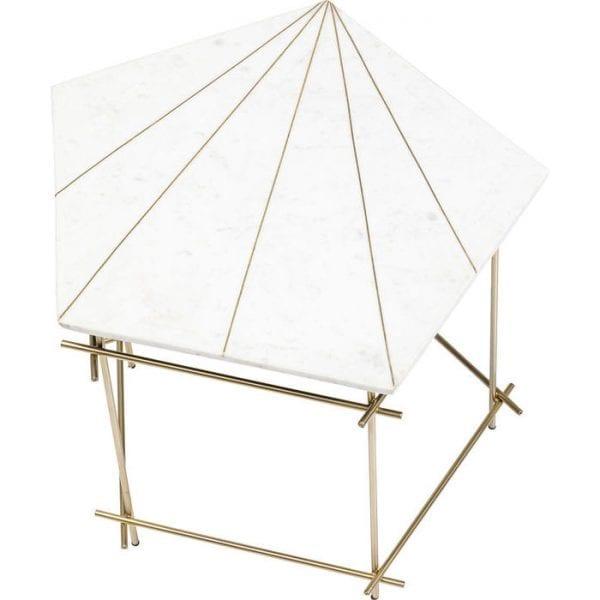 Kare Design Mystic Pentagon Small bijzettafel 84567 - Lowik Meubelen