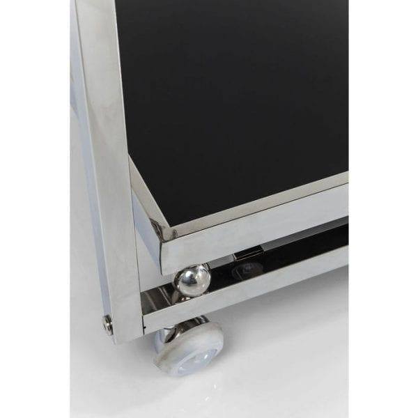 Kare Design Tafel Barfly Silver tray 81388 - Lowik Meubelen