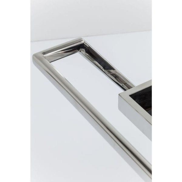 Kare Design Tafel Casino Silver tray 81386 - Lowik Meubelen