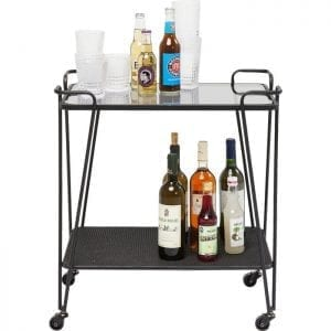 Kare Design Tafel Mesh tray 83673 - Lowik Meubelen