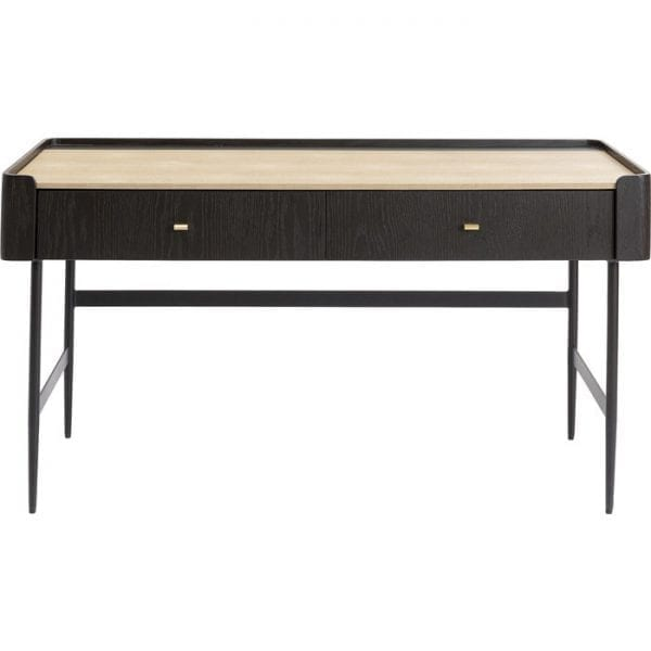 Kare Design Milano 140cm bureau 85019 - Lowik Meubelen
