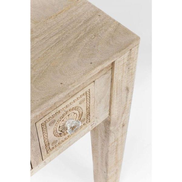 tafel Bureau Puro 135x60cm 6Drawers Kare Design tafels - 81333 - Lowik Meubelen