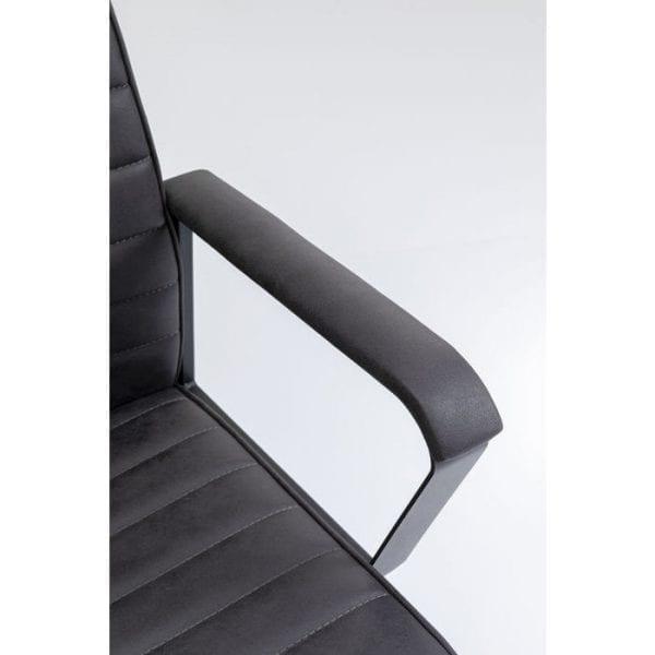Kare Design Labora High Black bureaustoel 84743 - Lowik Meubelen