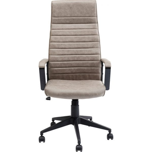 Kare Design Labora High Pebble bureaustoel 84742 - Lowik Meubelen