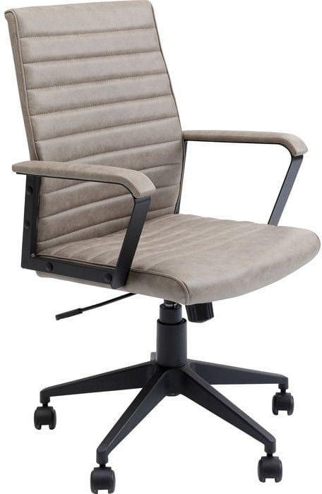 Kare Design Labora Pebble bureaustoel 84739 - Lowik Meubelen